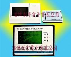 便携式制动性能测试仪检定装置